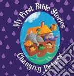 My First Bible Stories libro in lingua di David Juliet (RTL), Siewert Pauline (ILT)