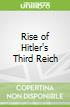 Rise of Hitler's Third Reich libro str