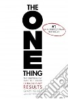 The One Thing libro str