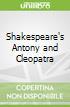 Shakespeare's Antony and Cleopatra