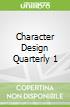 Character Design Quarterly 1