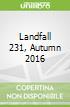 Landfall 231, Autumn 2016