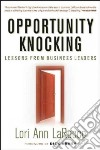 Opportunity Knocking libro str