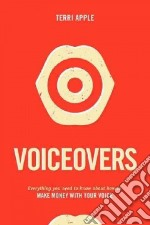 Voiceovers libro in lingua di Apple Terri