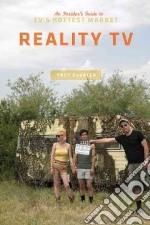 Reality TV libro in lingua di Devolld Troy