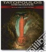 Tatopoulos Design libro in lingua di Queille David