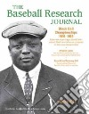 The Baseball Research Journal, Spring 2013