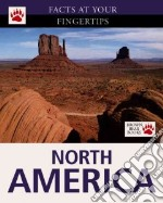 North America libro in lingua di Hall Derek
