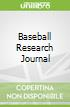 Baseball Research Journal