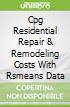 Cpg Residential Repair & Remodeling Costs With Rsmeans Data