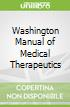 Washington Manual of Medical Therapeutics