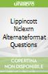 Lippincott Nclexrn Alternateformat Questions