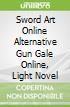 Sword Art Online Alternative Gun Gale Online, Light Novel
