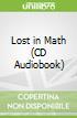 Lost in Math (CD Audiobook)