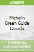 Michelin Green Guide Canada
