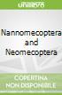 Nannomecoptera and Neomecoptera