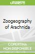 Zoogeography of Arachnida