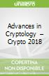 Advances in Cryptology – Crypto 2018