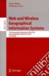 Web and Wireless Geographical Information Systems