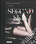 Second Skin libro in lingua di Farameh Patrice (EDT)