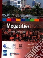Megacities libro in lingua di Kraas Frauke (EDT)