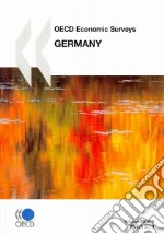 Oecd Economic Surveys Germany 2010 libro in lingua di Organization for Economic Cooperation an (COR)
