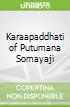 Karaapaddhati of Putumana Somayaji