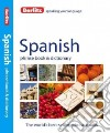 Spanish Phrase Book & Dictionary