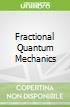 Fractional Quantum Mechanics