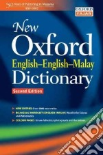 New Oxford English-English-Malay Dictionary libro in lingua di Oxford University Press (COR), Oxford Fajar (COR)