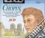 Concerto x piano n.1 op.11-ballata n.2,3 cd musicale di Fryderyk Chopin