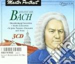 Concerti bradeburghesi n.1 bwv 1046, n.1 cd musicale di Johann Sebastian Bach