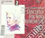 Concerto per flauto k 299,313,314, conce cd musicale di Wolfgang Amadeus Mozart