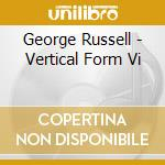 Vertical form vi cd musicale di George Russell
