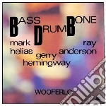 Wooferlo cd musicale di Bass drum bone