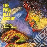 Live at sweet basil cd musicale di Paul bley group
