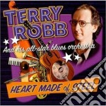 Heart made of steel - cd musicale di Robb Terry