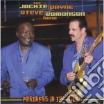 Partners in the blues cd musicale di Jackie payne & steve
