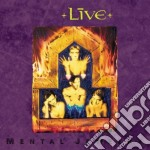 MENTAL JEWELRY cd musicale di LIVE