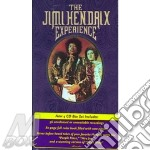BOX 4CD HENDRIX EXPERIENCE cd musicale di HENDRIX JIMI