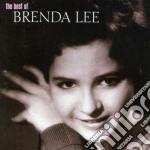 Brenda Lee - The Best Of cd musicale di LEE BRENDA