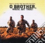 O BROTHER,WHERE ART THOU? cd musicale di ARTISTI VARI