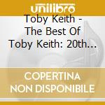 20th century masters cd musicale di Toby Keith