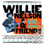 LIVE AND KICKIN cd musicale di Willie/friends Nelson