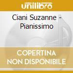 Pianissimo cd musicale di Suzanne Ciani