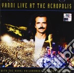 LIVE AT THE ACROPOLIS cd musicale di YANNI