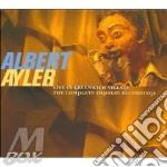 Live greenwich cd musicale di Albert Ayler