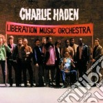 LIBERATION MUSIC ORCHESTRA cd musicale di Charlie Haden