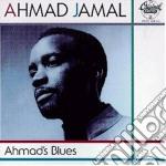 AHMAD'S BLUES cd musicale di Ahmad Jamal