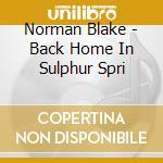 Back home sulphur springs - blake norman cd musicale di Norman Blake